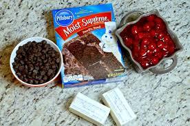 chocolate cherry dump cake recipe centsless deals