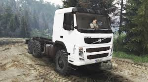 volvo commercial 2016 volvo fm 25 12 15 for spin tires