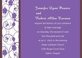 Blank Invitation Cards Vintage Purple Wedding Invitations Int072 Int072 0 00