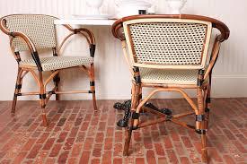 idesign furniture parisian café inspired french bistro chairs idesignarch interior