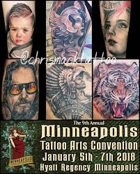 mn tattoo convention 2018 9th minneapolis tattoo arts convention