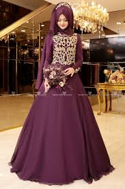 pinar sems şems ebrar evening dress purple