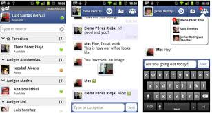 chat apps for android chat for android application