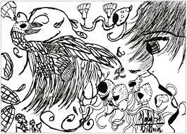 doodle valentin 2 doodling doodle art coloring pages for