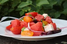 watermelon feta salad recipe chef debra ponzek recipes made