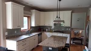 white dove kitchen cabinets with glaze gallery kammes colorworks