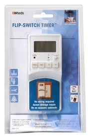 Westek Digital Residential Hardwired Timer by Wall Switch Timer Autochron Wall Switch Timer In Wall 7day
