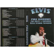 diamonds 4 cd box set booklet 69 outtakes by elvis