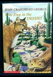 one day in the desert jean craighead george genesisarts and books