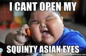 Squinty Eyes Meme - tobii dick sucking software