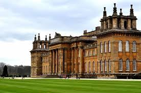 blenheim palace woodstock oxfordshire england 1 pinterest