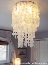 diy home lighting design chandeliers design wonderful various design of capiz shell