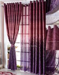 Blackout Kitchen Curtains Curtain Curtains For Bedroom Purple Kitchen