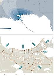 Map Of New Orleans Wards by Hurricane Isaac How New Orleans U0027s New Defenses May Be Tested