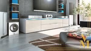 cream gloss tv cabinet bar cabinet