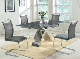 Round Dining Room Table For 8 Cool Granite Dining Table Set Granite Dining Room Tables And