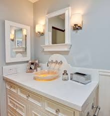 lit onyx sink bathroom traditional with gray painted wall metal