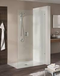 flush fitting rectangular enamelled steel shower tray scona by