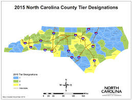 Map Of North Carolina Counties Nceast Alliance Regional Leaders Pursue New Interstate Highway