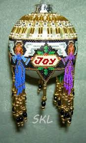 123 best beaded ornaments images on beaded ornaments