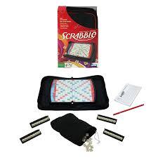 Amazon Travel Accessories Amazon Com Scrabble Folio Edition Toys U0026 Games