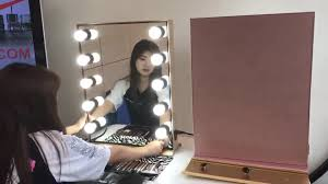 professional led lighting makeup mirror lighted makeup mirror