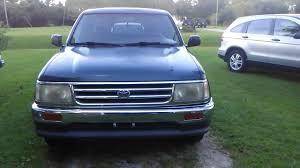 toyota t100 truck 1996 toyota t100 truck for sale jacksonville nc 149k