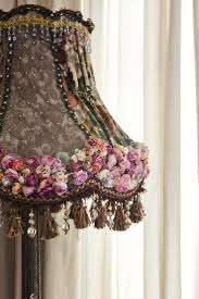 Chandelier Lamp Shades 728 Best Shabby Chic Lampshades Images On Pinterest Lamp Shades