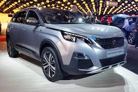 peugeot 4x4 models new peugeot 5008 suv prices specs and release date carbuyer