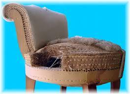 tapissier d ameublement du siège au décor les procédés de