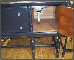 Old Dresser Bathroom Vanity Challenges Of Using An Antique Bathroom Vanity Kitchen Cabinet Value