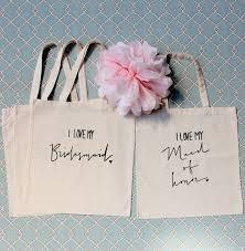 bridesmaids gift bags bridesmaid tote bags all fashion bags