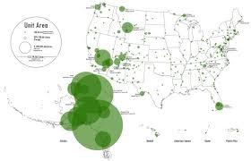 Everglades National Park Map National Park Service Visitors 2016 Ecoclimax