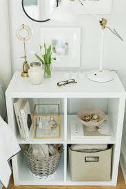 best 25 ikea bedroom decor ideas on pinterest ikea bedroom nightstand idea kallax shelf can act perfectly as a room divider too
