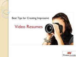 Best Video Resumes by Firm Next Issuu