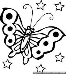 coloriage ã dessiner papillon qui vole