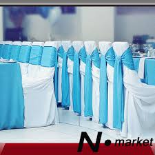Blue Chair Covers Aliexpress Com Buy 2013 New Arrival Satin Chair Covers White For