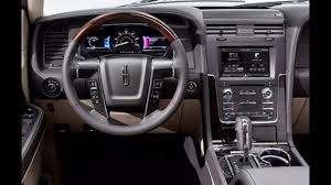 lincoln interior lincoln navigator l 2016 interior youtube