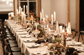 Fall Table Decorations For Wedding Receptions - feast your eyes on these stunning fall tables