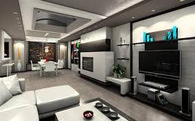 Modern Interior Design Apartments In Simple Excellent Small - Apartment interior design