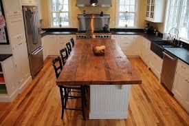 reclamed butcher block kitchen table u2014 new home design butcher