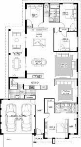 duplex floor plans for narrow lots duplex floor plans for narrow lots beautiful 4 bedroom house plans