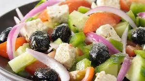 cuisiner des tomates s h s salade grecque tomate concombre feta facile et pas cher