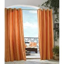Outdoor Sheer Curtains For Patio Outdoor Curtains U0026 Screens Target