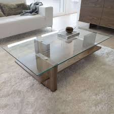 coffee tables splendid stylish brown rectangle glass and