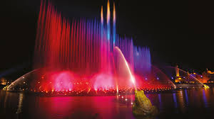 Light And Day Aquanura Water Show Efteling