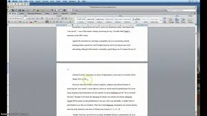 how to write an interview paper in apa format how to do a block quote in apa youtube
