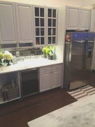 backsplash top mirror kitchen backsplash excellent home design
