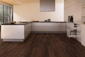 Kitchen Flooring Wood - decorating modern kitchen flooring ideas with dark wood and part