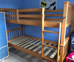 Solid Pine Bunk Beds Solid Pine Bunk Beds In Crewe Cheshire Gumtree